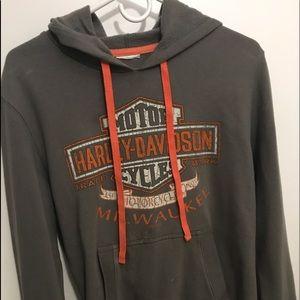 Harley Davidson sweat shirt